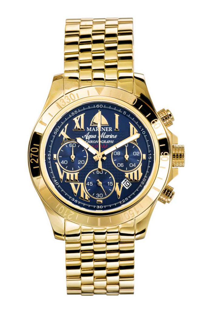 MO 5203 Aqua Marine Watch Collection